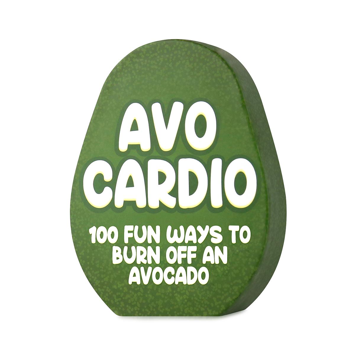 Avocardio 100 Fitness Ideeën Voor Een Avocado