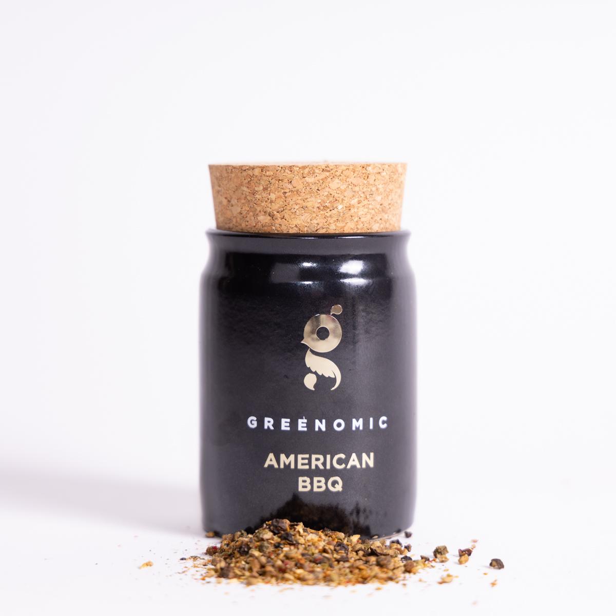 Greenomic Amerikaanse BBQ Kruiden
