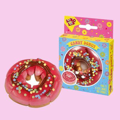 Donut van fruitgums