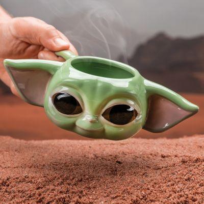 Star Wars Baby Yoda kopje
