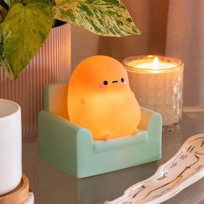 Couch Potato Lampje