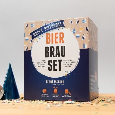 Bierbrouwset verjaardagseditie