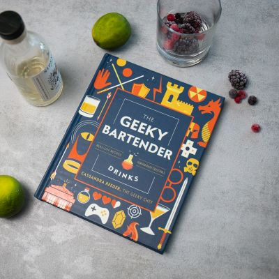 The Geeky Bartender Boek