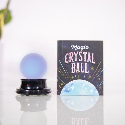 Magische mini kristallen bol
