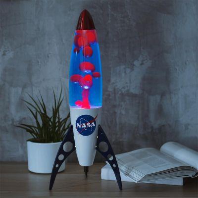 NASA Galaxy lava retro lamp