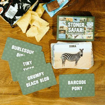 Stoner safari kaartspel