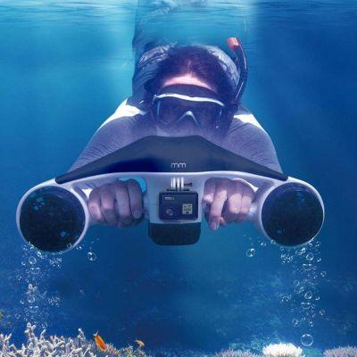 Mini onderwater scooter