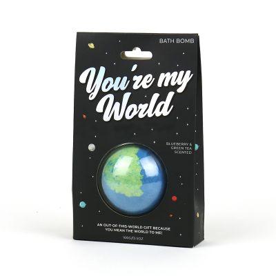 Bruisbal Bad 'You're My World'