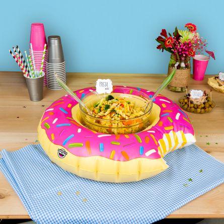 Opblaasbare mini donut snackbar
