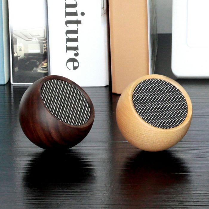 Gingko duurzame Bluetooth speaker