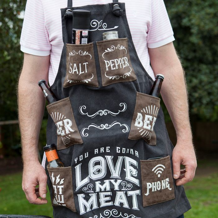 Barbecueschort 'You Are Gonna Love My Meat'