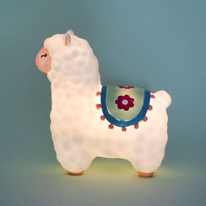 Mini Lama Nachtlampje
