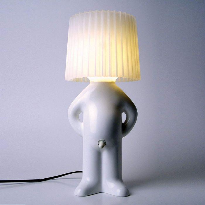 Mr. P. lamp