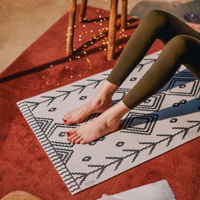 Yoga Mat in Cool Design