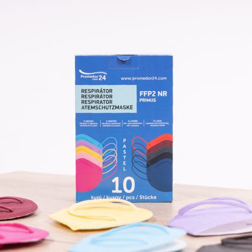 FFP2 maskers set van 10 stuks