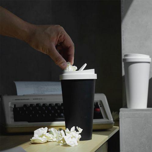 Bureau Afvalbakje Koffiebeker To Go Ontwerp