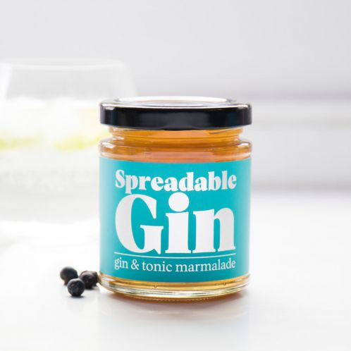 Gin en Tonic marmelade