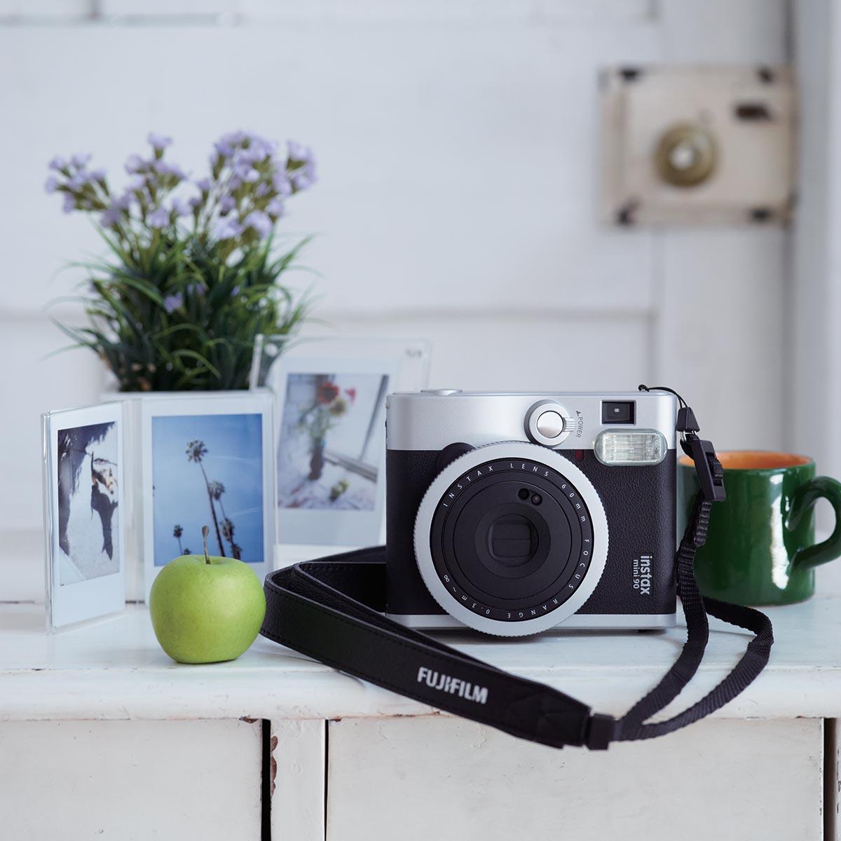 Fuji Instax Mini 90 Instant Camera's