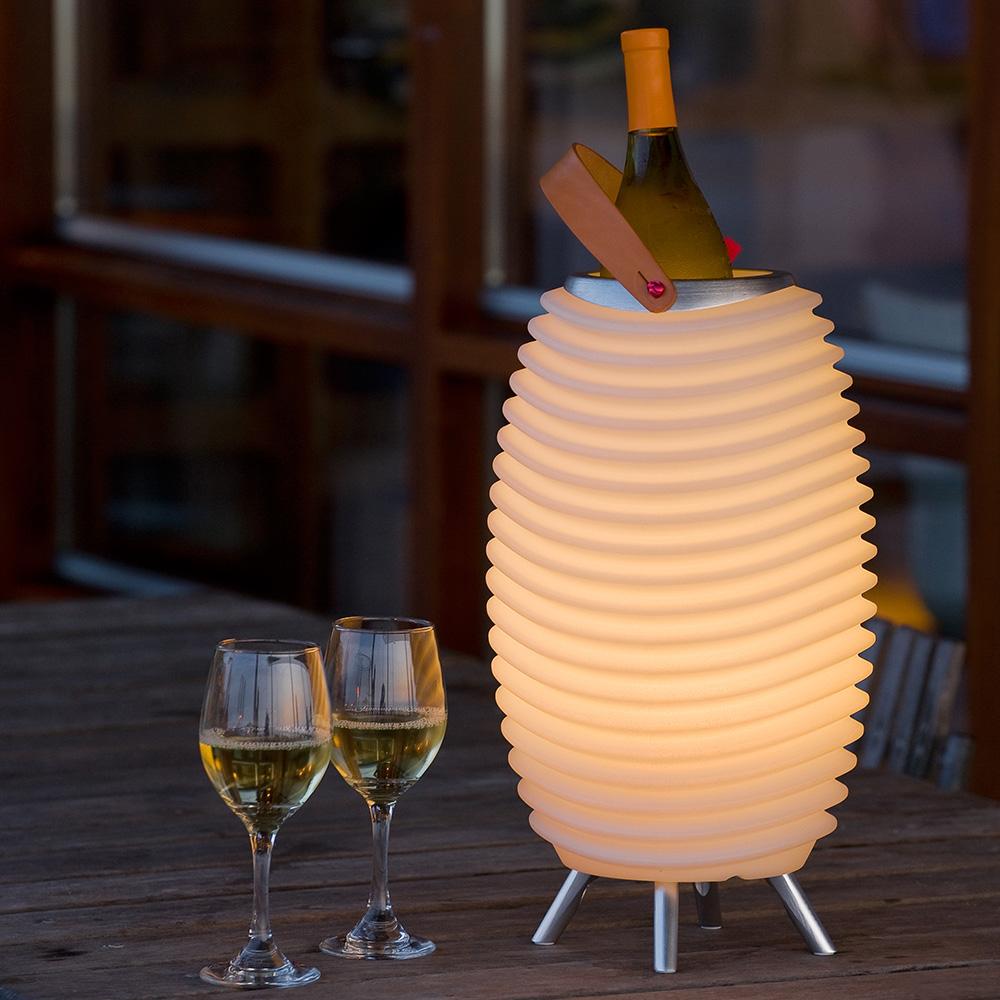 Kooduu lamp & speaker