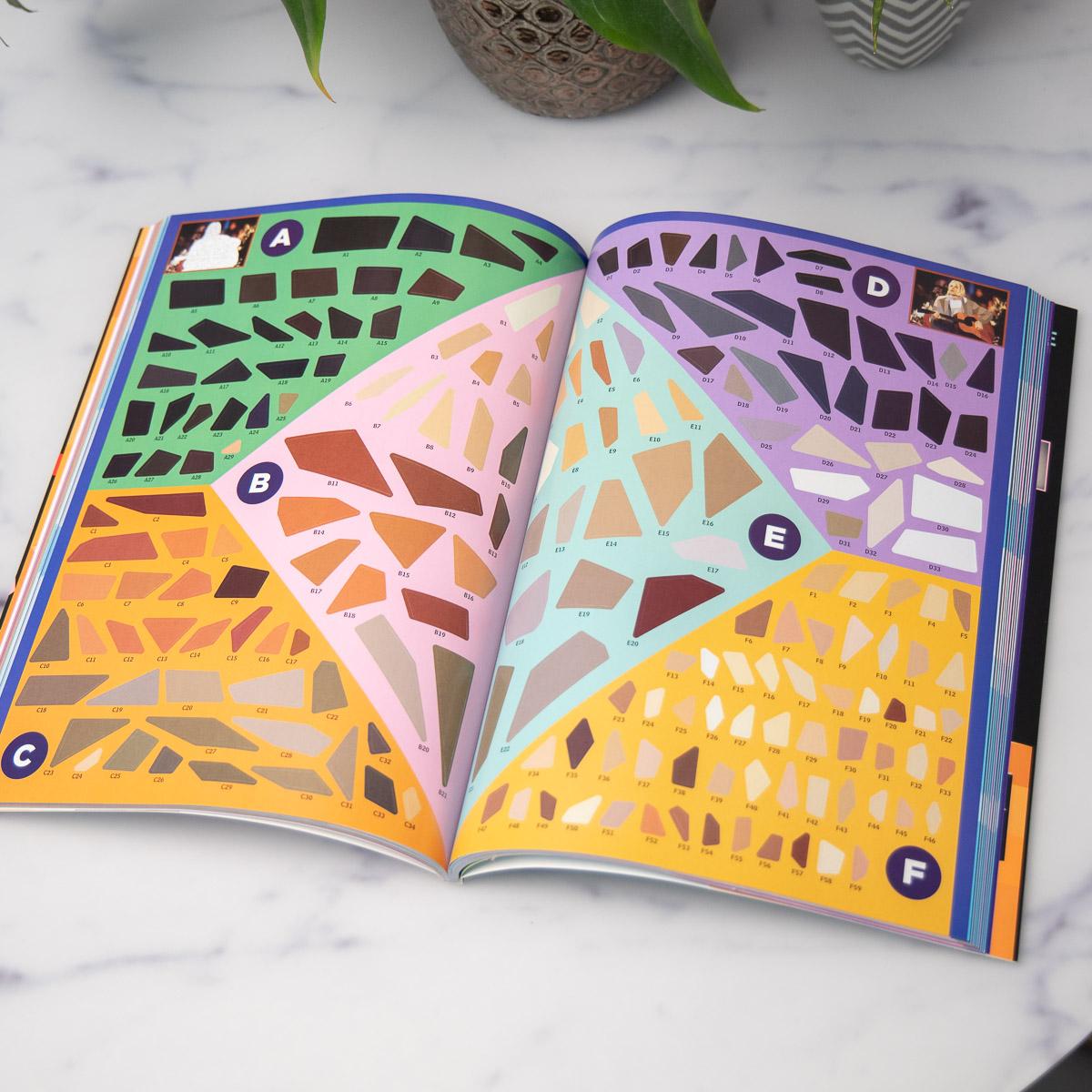 Paint By Sticker kleurboeken met stickers