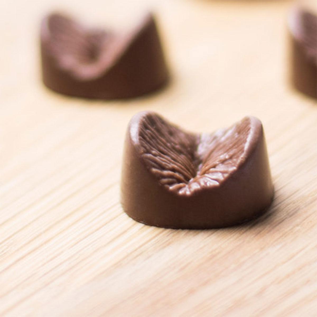 Chocolade kont