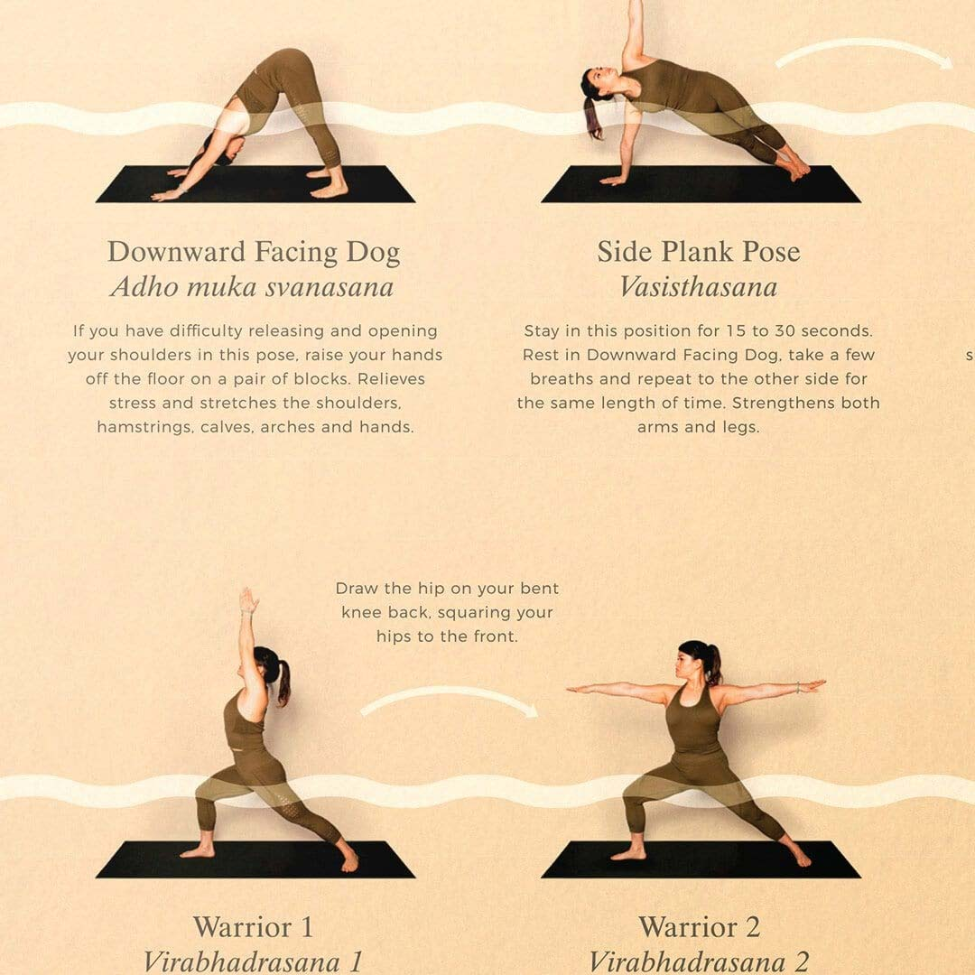 Poster Yoga Flow