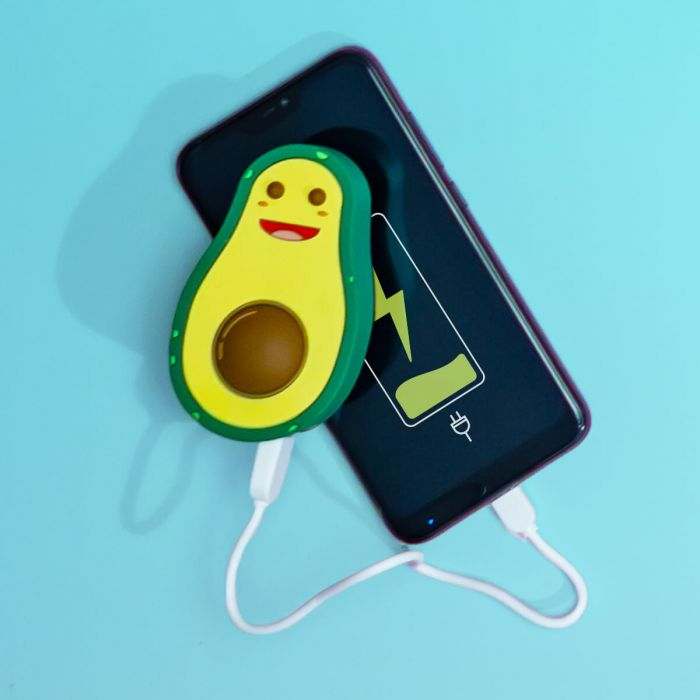 Avocado Powerbank voor smartphones