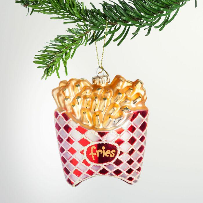 Friet Kerstboom decoratie