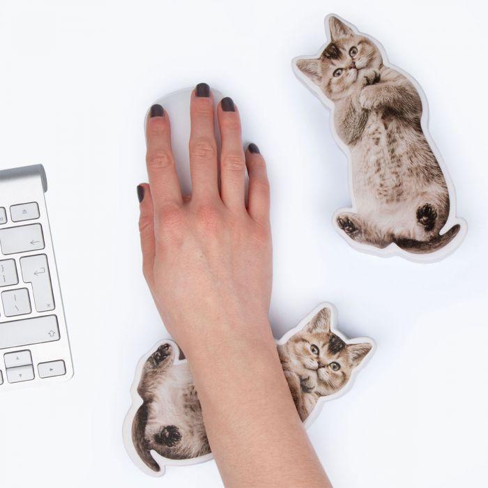 Kat of hond polssteun en stress speeltje