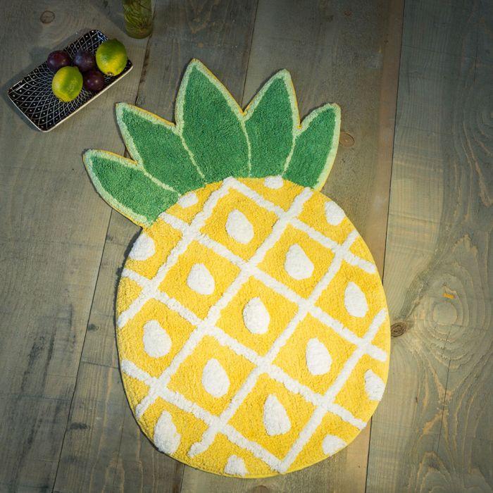 Ananas badkamermat
