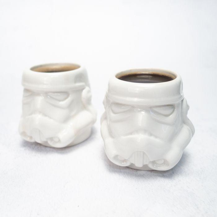 Original Stormtrooper Espressomok set