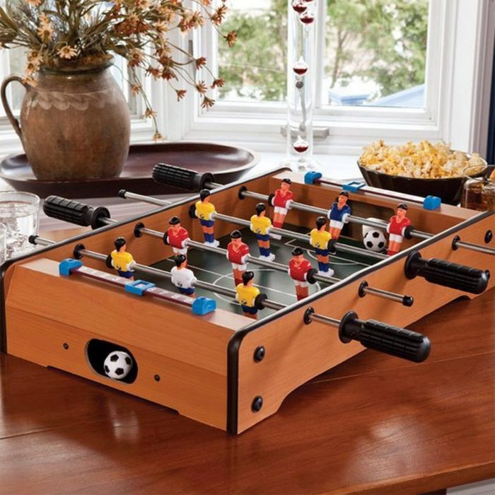 Tafelvoetbal set