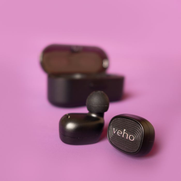 Veho ZT-1 True Wireless Bluetooth koptelefoon