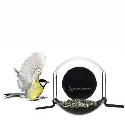 Birdfeeder vogelnest