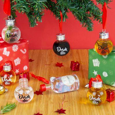 Likeur Kerstboomballen