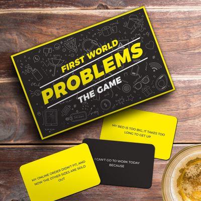 Dringende wereldproblemen spel