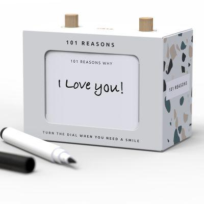 101 redenen voor iets