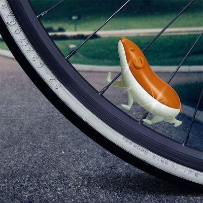 Speedy fiets hamster