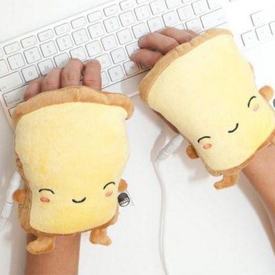 Toast handwarmers met USB