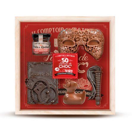 50 Shades of Chocolade