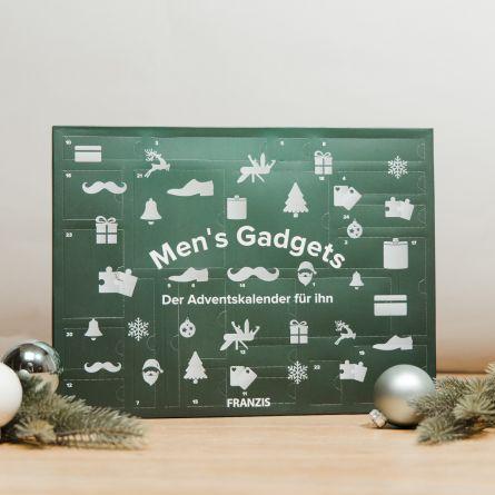 Adventskalender met gadgets voor mannen