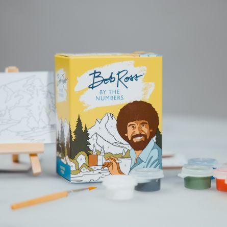 Bob Ross mini-schilderij set