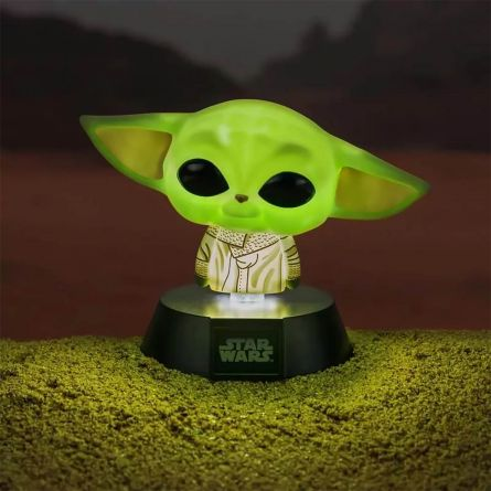 Star Wars baby Yoda lamp