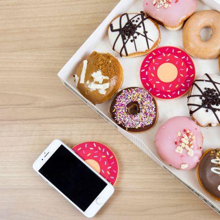 Draadloze Donut Oplader