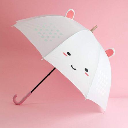Elodie Eenhoorn LED-Paraplu