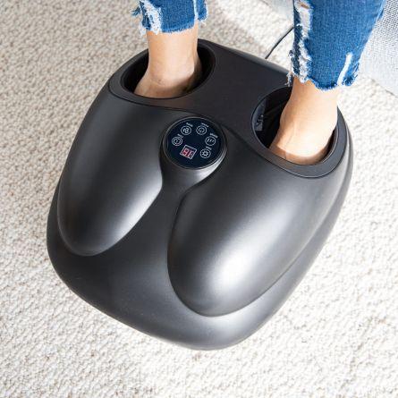 De wonderbaarlijke voetmassage
