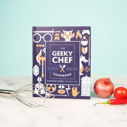The Geeky Chef kookboek