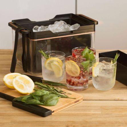 Draagbare cocktailbar