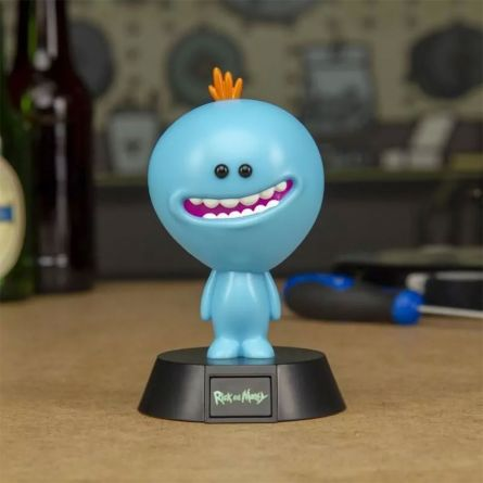 Rick & Morty Mr. Meeseeks lamp