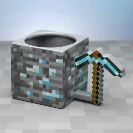 Minecraft houweel mok
